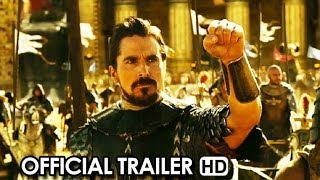 Exodus: Gods and Kings Official Trailer (2014) - Christian Bale HD