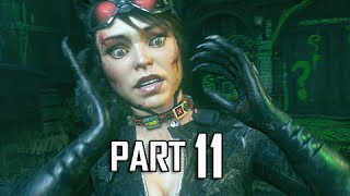 Batman Arkham Knight Walkthrough Part 11 - Wrong Key (Let