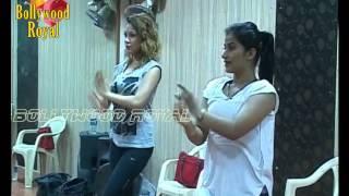 Babita & Bhide Madhavi Rehearsal of 'Sab ke Anokhe Awards' Part  2