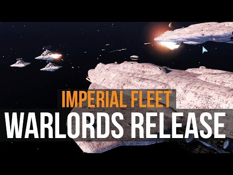 Star Wars Warlords - New Release! The Imperial Fleet