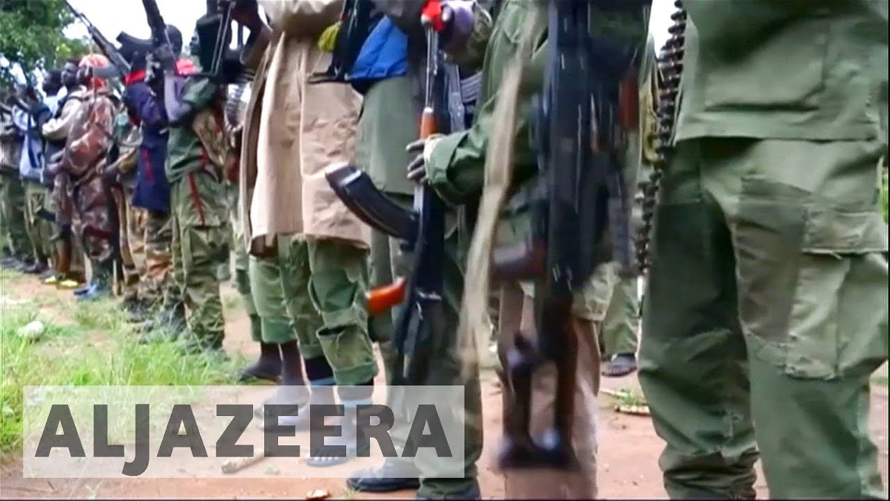 Allegations of widespread rape during South Sudan conflict