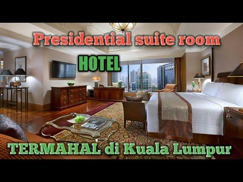 Review Kamar Hotel Termahal Di Kuala Lumpur