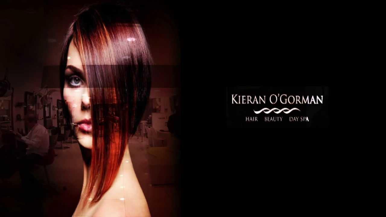 Kieran O'Gorman Hair Salon - Commercial Advertisement - YouTube