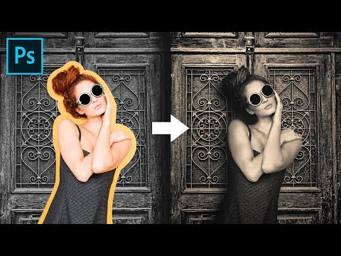 How to Match Subject with Background in Photoshop | Part 1