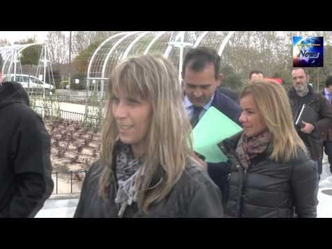Remodelacion parque Dolores Ibarruri de San Fernando de Henares
