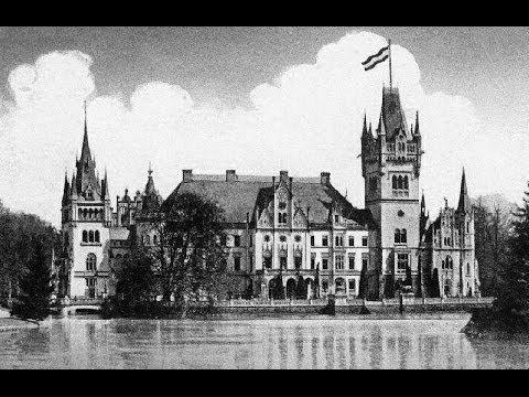 Pałac w Kopicach dawniej i dzisiaj - (Palace in Kopice - Vergangenheit und Gegenwart!)
