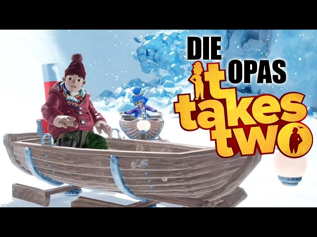 Winter Wonderland 🥶👴🏻 It Takes Two #11 [Lets Play | Deutsch]