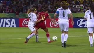 Match 1: Jordan v Spain - FIFA U-17 Women's World Cup 2016