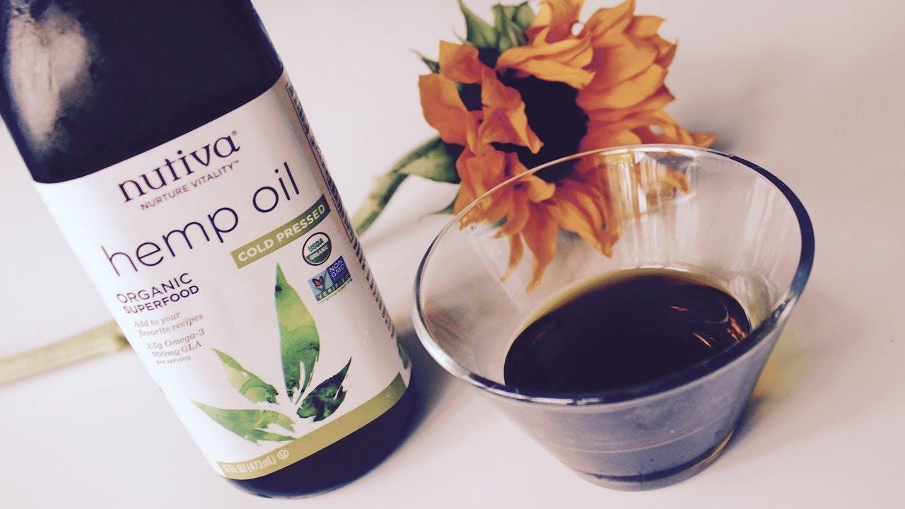 The Benefits Of Hemp Oil