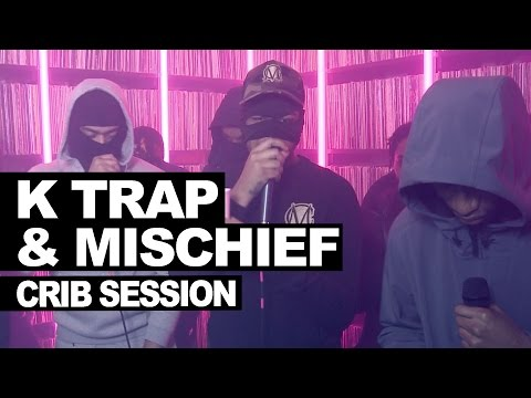 K Trap, Mischief, Reds freestyle - Westwood Crib Session