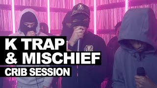 K Trap Mischief Reds Freestyle Westwood Crib Session.mp3