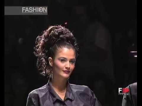 KARL LAGERFELD Spring Summer 1996 Paris - Fashion Channel