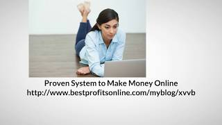 How to find proven affiliate marketing programs and make money online