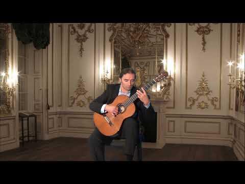Viktor Vidović - J. S. Bach - Violin sonata Fugue (guitar)