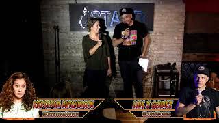 Video The RoastMasters 9.19.17 Main Event: Luis J. Gomez vs. Krystyna Hutchinson download MP3, 3GP, MP4, WEBM, AVI, FLV Agustus 2018
