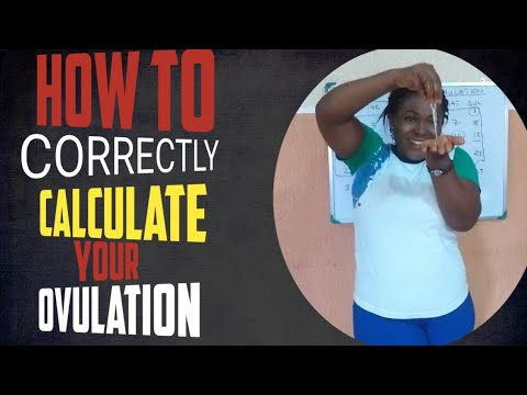 Ovulation an Important planning tool for pregnancy. (know when you ovulate)