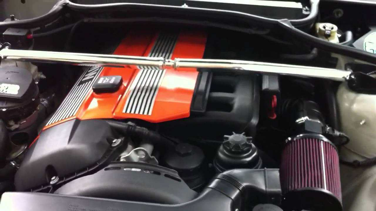 E46 Engine Bay Upgrades Youtube