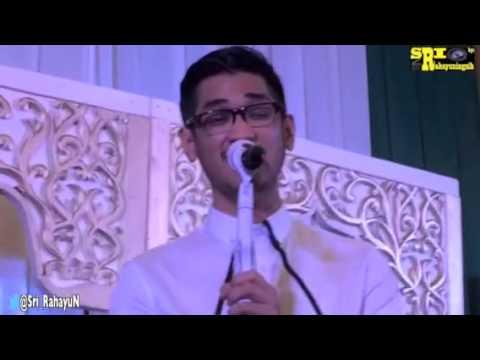 Afgan - Jodoh Pasti Bertemu (Private Wedding @ Makassar)