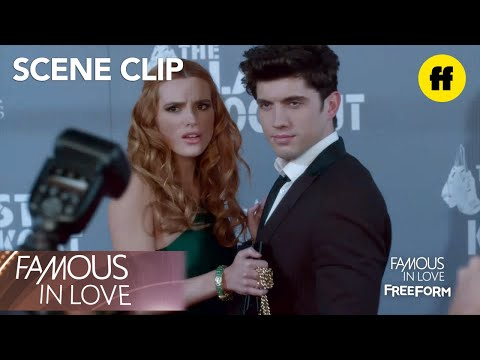 Famous In Love | Season 1 Episode 9: Rainer Loses Control | Freeform