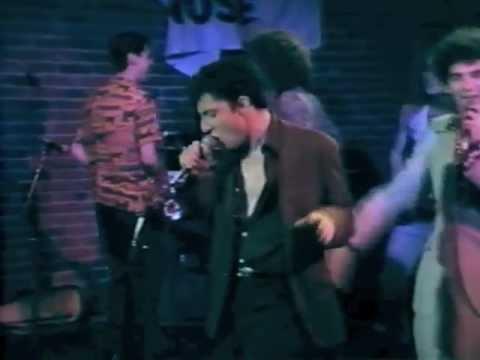 Double D Nose  -  Mister Big (Live, Club Lingerie, 1990)