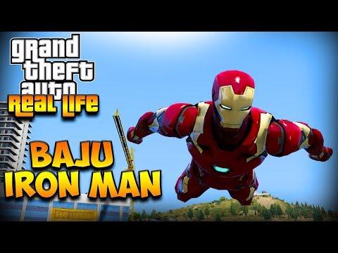 SULTAN JADI IRON MAN !!!    GTA 5 DUNIA NYATA (GTA 5 REAL LIFE)