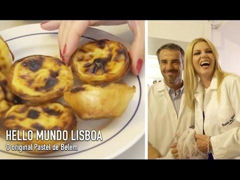 Hello Mundo Lisboa - O original Pastel de Belém