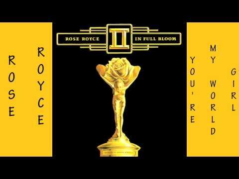 Rose Royce - You