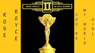 Rose Royce - You