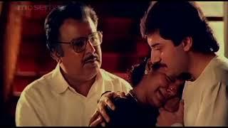 Thalapathi movie climax. Tamil movie super scenes. tamil super hit movies
