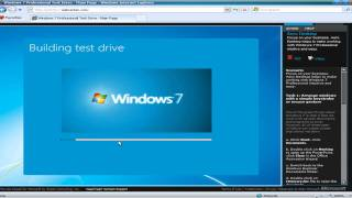 WINDOWS7 TEST ONLINE