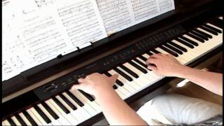 Cover images Walking In the Air - The Snowman - Piano