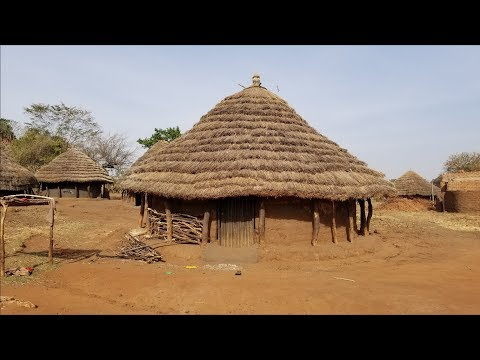 Ugandan Village