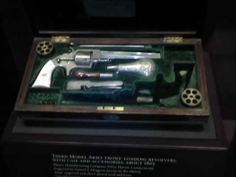 Frazier History Museum:  Amazing Firearms!