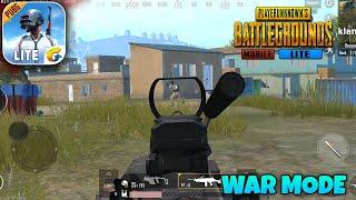 PUBG MOBILE LITE - War Mode Gameplay | Epic Win