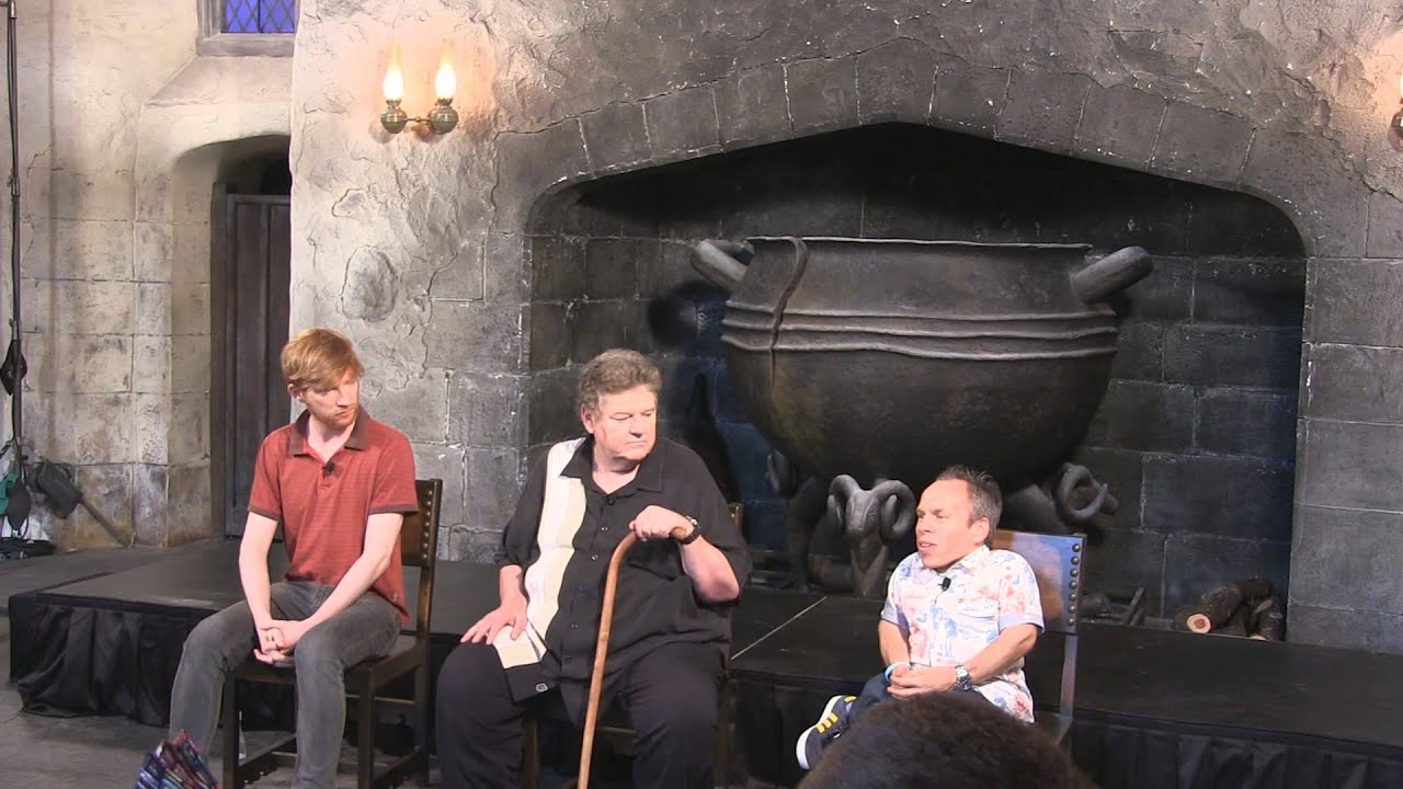 Q&A With Domhnall ...