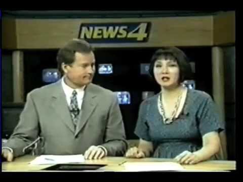 KITV News 4 at 5 Honolulu 1996