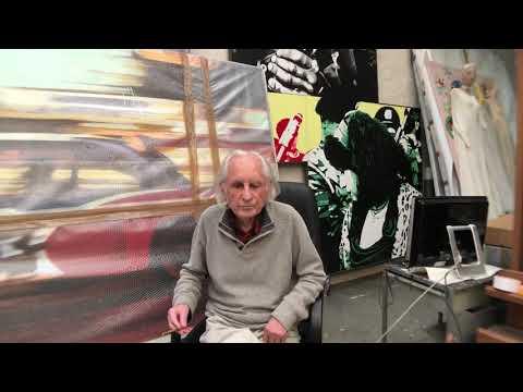 Mai 68 : Bernard Rancillac raconte le jour où il a conçu l'affiche emblématique