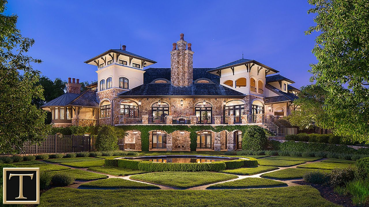 Luxury Homes in New Jersey Mansion