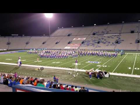 KU Band doing star trek