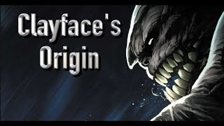 Clayface Origin (Young Justice)