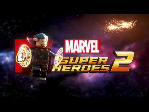 LEGO Marvel Super Heroes 2 Youtube Video