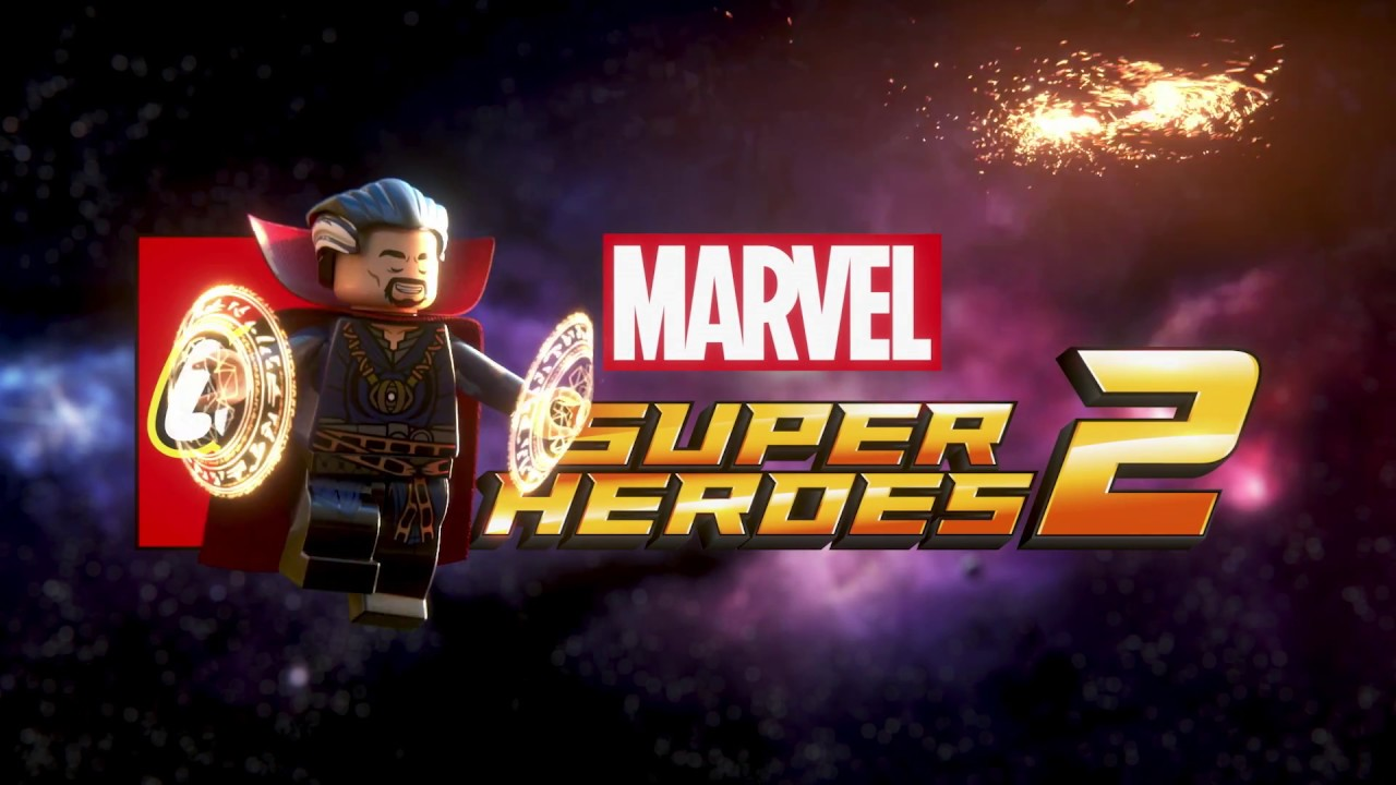 Lego Marvel Super Heroes 2 Trailer Youtube