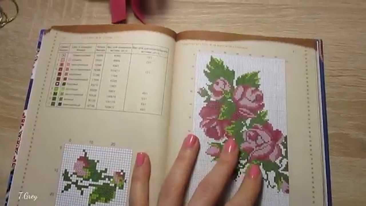 Цветы на вышивке что означают