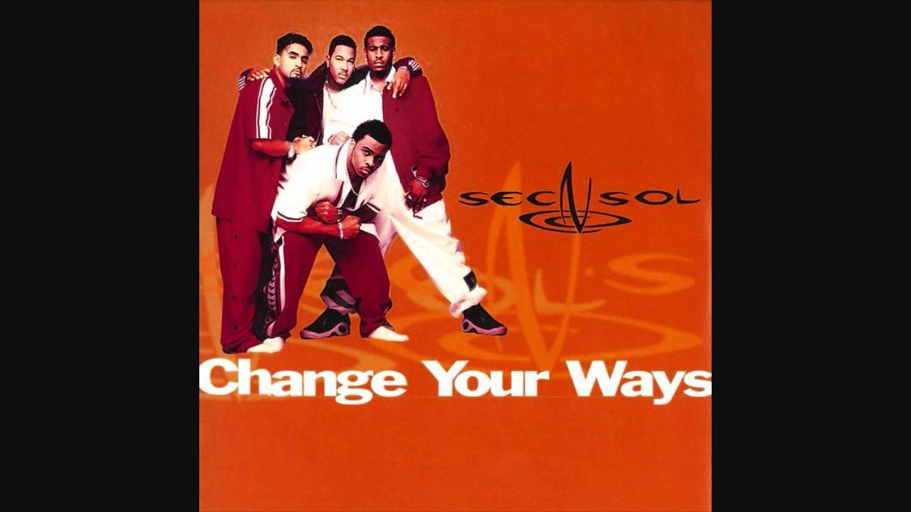 Sec-N-Sol - Change Your Ways (Instrumental)