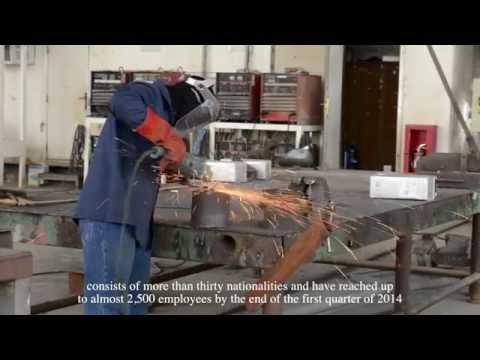 Arabian Drilling company 50 Years شركة الحفر العربية ... خمسون عام ...  ريادة وعطاء
