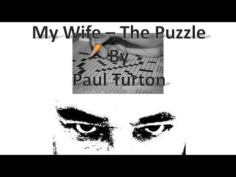 The Puzzle - by Paul Turton (a poem)