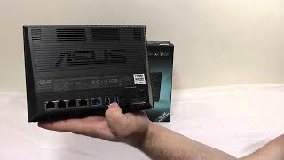 Налаштування роутера ASUS RT AC56U