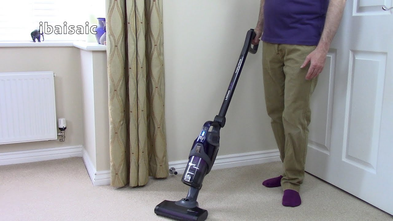 morphy richards supervac deluxe 3 in 1 cordless vacuum. Black Bedroom Furniture Sets. Home Design Ideas