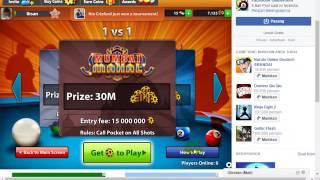 CHEAT COINS 8 BALL POOL MENGGUNAKAN CHEAT ENGINE 6 4