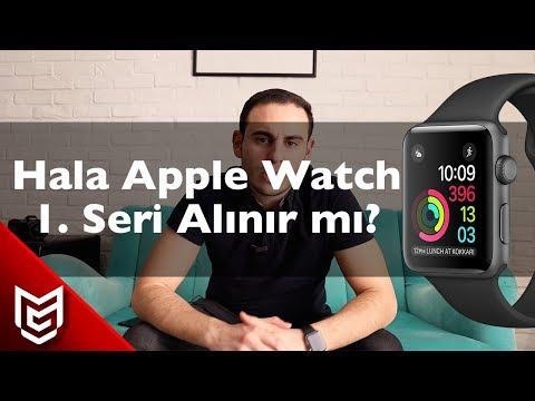 2019'da Hala Apple Watch 1. Seri Alınır Mı? ⌚️- Mert Gündoğdu
